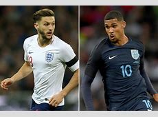 World Cup 2018 England squad CONFIRMED Lallana axed as