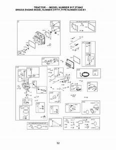 Craftsman Dyt 4000 917 273642 User Manual