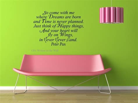 Peter Pan Quotes About Life