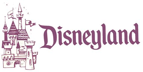 Disneyland Clipart Vintage