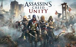 Assassin's Creed: Unity Full HD Papel de Parede and Planos ...