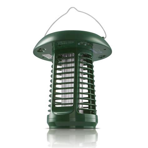 solar bug lights sandalwood nk63 electronic solar powered uv bug zapper