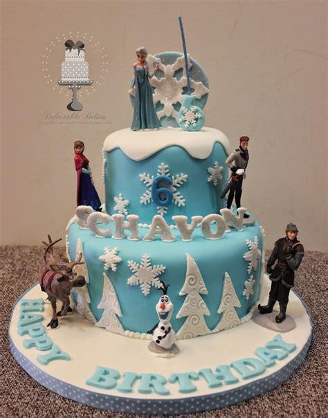 disney frozen cake delectable delites disney frozen theme cake