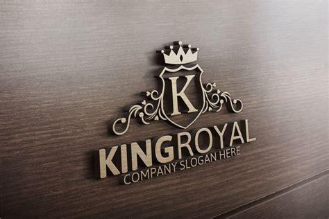 Royal King Logo Design