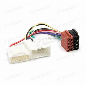 Radio Cable Iso Plug Power Adapter Iso Wiring Harness For