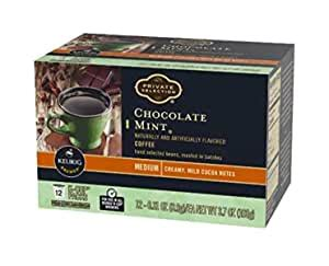 You have to know which ones to purchase. Private Selection Chocolate Mint Coffee K-Cups 12 Ct (Pack ...