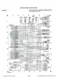 Dodge Radio Wiring Diagram