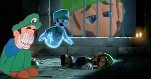 When Did Luigi Become Nintendos Favorite Joke Polygon