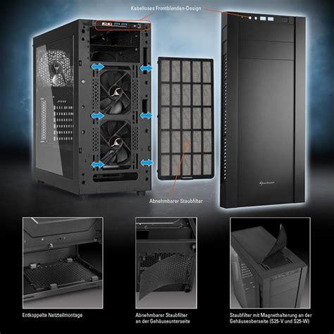 sharkoon   gehaeuse schwarz amazonde computer zubehoer