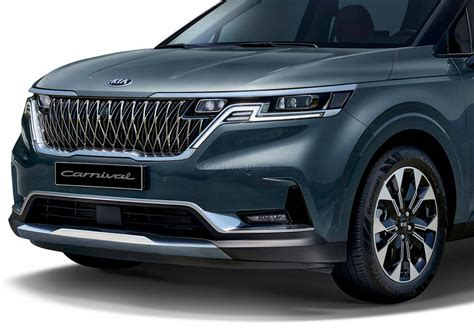 To wear the maker's new logo and offers a rugged take on the. New-Gen 2021 Kia Carnival Revealed Officially With ...