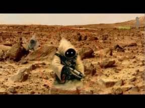 Real Aliens On Mars NASA