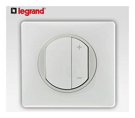 interrupteur variateur 400w legrand celiane blanc complet all00350 electricit 233