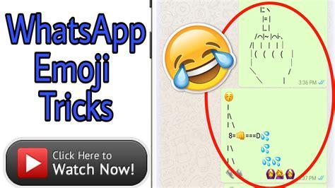Funny Emoji Structure Tricks #1