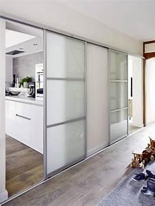 Schiebetür Glas Küche : raumteiler k che ~ Sanjose-hotels-ca.com Haus und Dekorationen