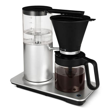 """My wilfa coffee maker has flashing start button that will not stop. Filter coffee maker Wilfa """"WSO-1A"""" - The Coffee Mate"""