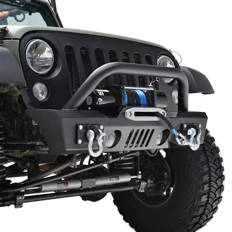 Thopter Deck Standard 2015 by 100 2014 16 Jeep Wrangler Jk Zone Offroad 3