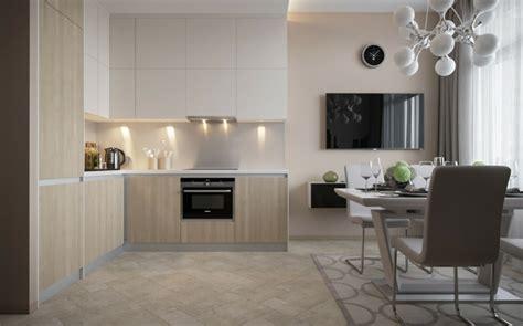 cuisine d appartement déco appartement petit espace idées design et modernes