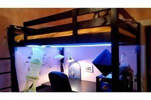 Ikea Stora Hochbett : ikea stora hochbett mit led beleuchtung in mannheim ikea m bel kaufen und verkaufen ber ~ Orissabook.com Haus und Dekorationen