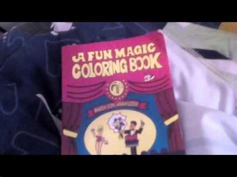 fun magic coloring book youtube