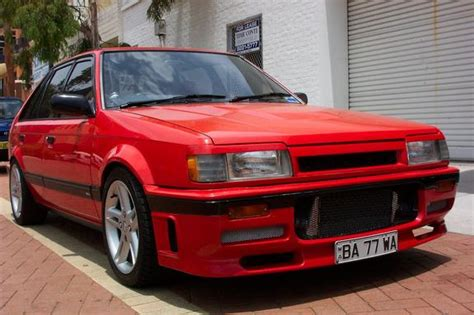 Litchys 1986 Mazda 323 Specs, Photos, Modification Info At