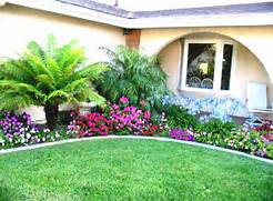 Front Porch Landscaping Ideas Photos by Wonderful Front Porch Yard Landscaping For Country Home