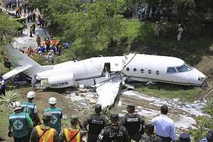 Six people survive crash after jet broke into pieces in ...
