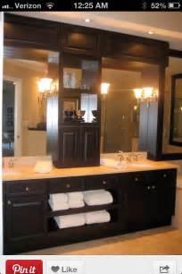 bathroom countertop storage diy decor