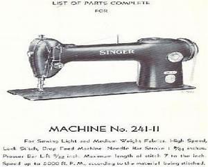 Singer 241