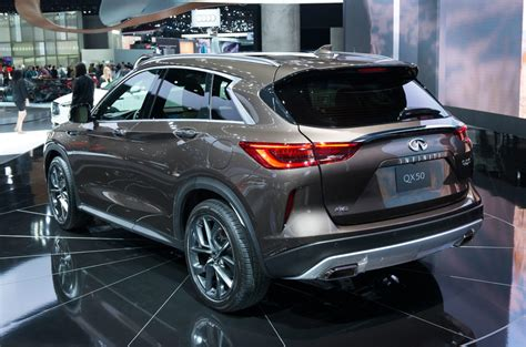 Infiniti Europe 2020 by New Infiniti Qx50 Targets Europe With Variable Compression