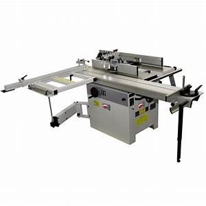 Machine à Bois Combiné : combin machine bois 5 fonctions 310 mm com310t triphas ~ Dailycaller-alerts.com Idées de Décoration