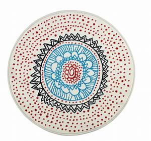 Tapis Rond Ikea : on veut un tapis rond pour embellir une pi ce inspiration deko ~ Teatrodelosmanantiales.com Idées de Décoration