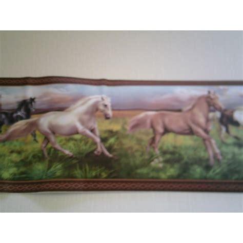 papier peint chevaux pour chambre frise papier peint pour chambre ado raliss com