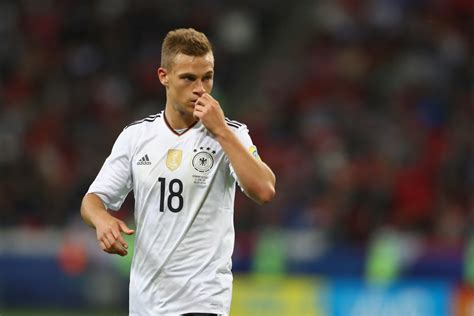 Joshua Kimmich Photos Germany Chile Group