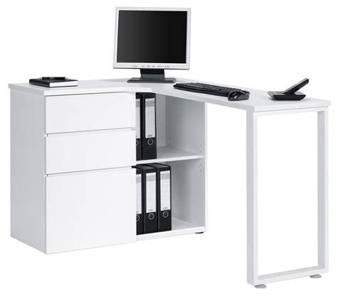 petit bureau d angle ikea maja penninsular white corner desk