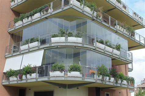 vetrate per terrazzi le vetrate per esterni e balconi ambienti roma