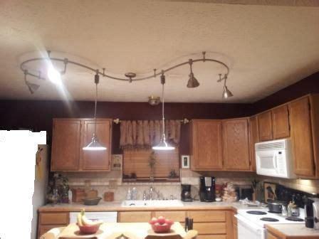 track lighting kitchen island hton bay 12 ft 120 volt track lighting 8575