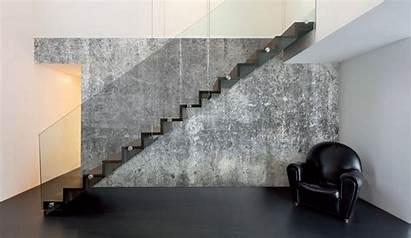 Concrete Walls Cement Looks Murals Coarse Faux