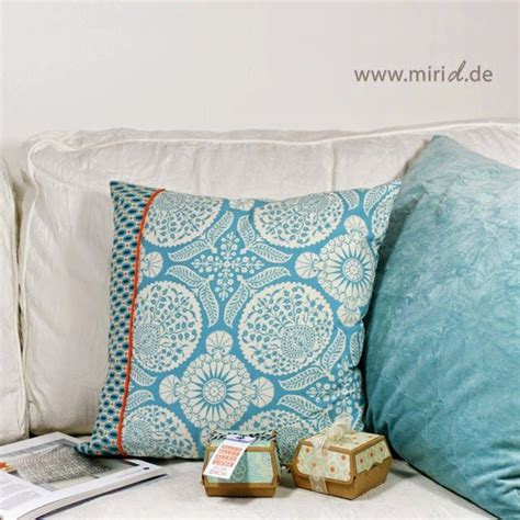 Kissen Und Kissenbezung Selber Naehen by Sew Along Kissenh 252 Lle Quot N 228 Hen F 252 R Absolute Anf 228 Nger