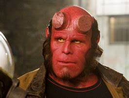 Web Exclusive: Hellboy 2: The Golden Army, Hellboy - Make ...