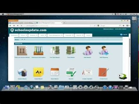open source school management system software project india schoolsupdate