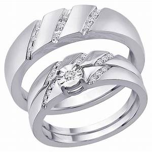 15 best images about his and hers wedding ring sets on With his and hers wedding ring box