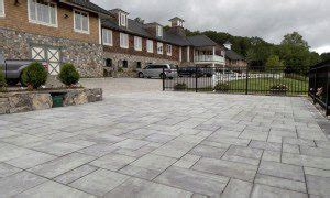 Unilock Beacon Hill Pavers by Flagstone Pavers Unilock Commercial
