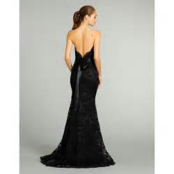 black gowns for wedding all black lace wedding dress dresses trend