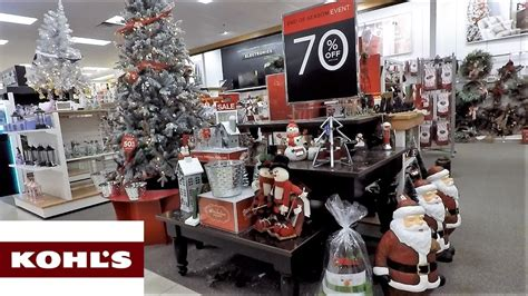 kohls  christmas clearance sale christmas