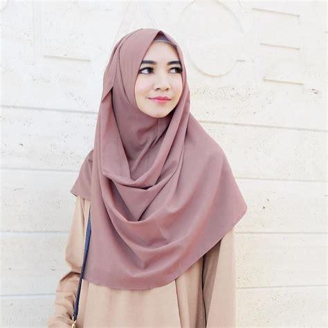 Pashmina Instan jilbab pasmina instant shopee indonesia