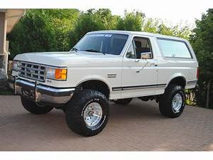 1988 Ford Bronco For Sale