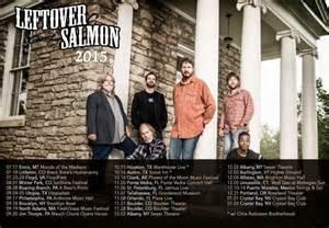 tour dates leftover salmon fall winter tour