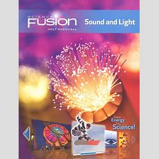 Science Fusion Module J (sound And Light) (050968) Details  Rainbow Resource Center, Inc