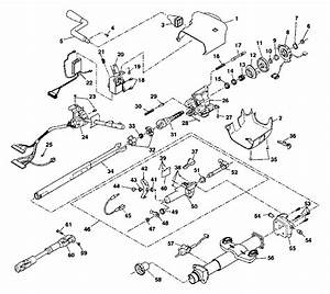 Technical Car Experts Answers Everything You Need  Diagram Of The Actual Horn Parts Contact Ring