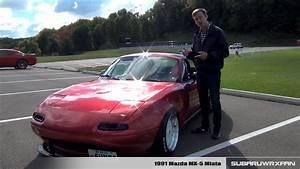 Review  Modified 1991 Mazda Mx-5 Miata